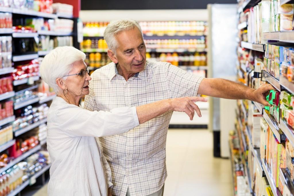 Senioren werden aktuell von Experten als äußerst konsumfreudig eingeschätzt